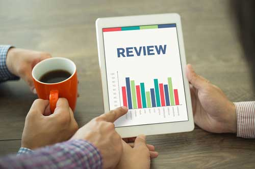 Reviews Over Time